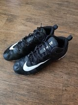 Nike Alpha Menace Shark football cleats ~ size 11 Mens in Houston, Texas