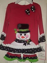 NWT Rare Editions snowman 2 piece outfit ~ sz 12M in Kingwood, Texas