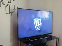 49 inch flat screen TV - now reduced in Lakenheath, UK
