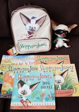 Skippyjon Jones Backpack, Books, Plush in Spring, Texas
