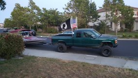 96 gmc k1500 4x4 in Fairfield, California