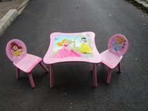 BARBIE TABLE AND CHAIRS in Lockport, Illinois
