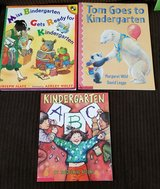 First Day of Kindergarten Books in Kingwood, Texas