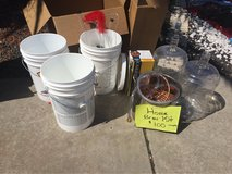 Home Brewing Kit, complete in El Paso, Texas