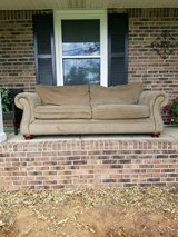 olive couch in Fort Campbell, Kentucky