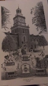 Austin Peay print by Tony Biagi in Fort Campbell, Kentucky