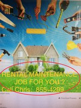 RENTAL MAINTENANCE in Fort Leonard Wood, Missouri