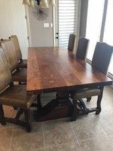 Antique Formal Dining Table in Spring, Texas