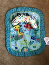 Tummy time mat in Lackland AFB, Texas