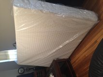 New memory  full size mattress in Fort Bliss, Texas