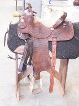 Courts Western Saddle 14 inch seat in Ruidoso, New Mexico