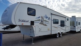 2006 Forest River Wildcat 32'-Fifth Wheel for sale in Alamogordo, New Mexico