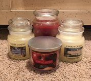 Candle variety in Fort Leonard Wood, Missouri