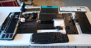 Keyboards Lot, Mouses, etc (All for One Price) in Quantico, Virginia