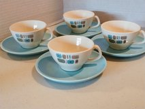 Vintage Cups and Saucers in Quantico, Virginia