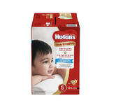 Huggies Little Snugglers Baby Diapers, Size 5, 124 Count, ECONOMY PLUS (Packaging May Vary) in Lancaster, Pennsylvania