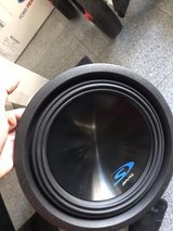 alpine type S dual voice coil in Ramstein, Germany