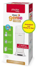 Playtex Diaper Genie Complete Assembled Diaper Pail with Odor Lock Technology in Lancaster, Pennsylvania