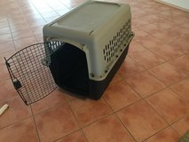 Med/Lrg Dog Travel Kennel in Ramstein, Germany