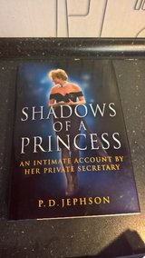 Shadows of a Princess stated 1st Edition year 2000 in Ramstein, Germany
