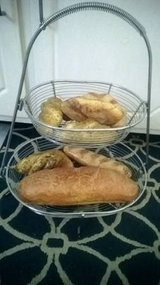 faux bread and basket in Fort Campbell, Kentucky
