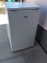 Small fridge in Lakenheath, UK
