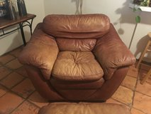 Couch Chair with hasket in Alamogordo, New Mexico