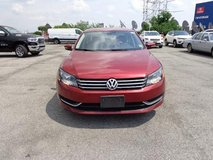 "2015 VW Passat Sedan ""US SPECS""  ( AUTOMATIC, A/C, Heated Seats, Alloys, Low Miles !! in Ramstein, Germany"
