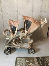Graco double stroller (brand new) in Naperville, Illinois