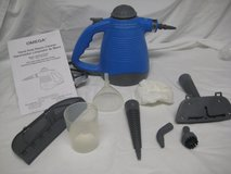 OMEGA HAND-HELD STEAM CLEANER  ( NEW) in Cherry Point, North Carolina