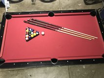 Pool table / air hockey table in Vacaville, California