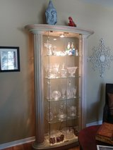 Curio or China Cabinet in Spring, Texas