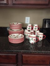 Set of Cherry Dishes in Fort Campbell, Kentucky