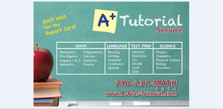 A+ Tutorial Service in Waldorf, Maryland