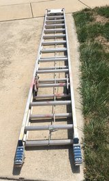 Werner Extension Ladder in Naperville, Illinois