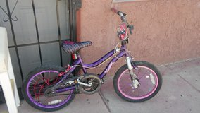 "18"" Monster High Bike in 29 Palms, California"