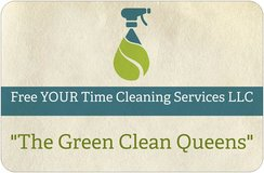 Free Your Time Cleaning Services LLC in Fort Leonard Wood, Missouri