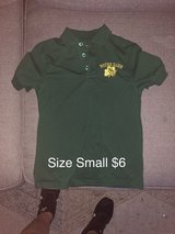 Notre Dame polo shirt in Travis AFB, California