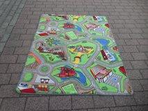 traffic play rug in Ramstein, Germany