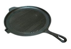 "11"" Gold Coast CAST IRON GRILL PAN SKILLET NEW in Camp Lejeune, North Carolina"