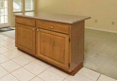 Kitchen Island, Like New in Bellaire, Texas