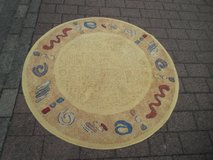 round rug in Ramstein, Germany