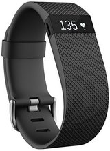 Fitbit Charge HR w/New Black Band in Vista, California