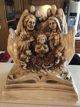 ***BEAUTIFUL Statue Of Blessed Mother, Joseph & Jesus*** in Cleveland, Texas