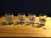 Walt Disney World Shot Glass Set of 4 in Spring, Texas