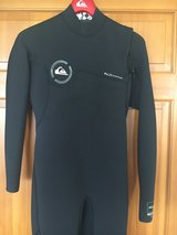 Quicksilver Surf/Diving wetsuit in Okinawa, Japan