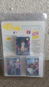 1990 Major League Baseball (MLB) Classic Board Game in Fort Riley, Kansas
