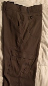 "PRANA STRETCH ZION PANTS    38W32L   ""NEW"" in Fort Leonard Wood, Missouri"