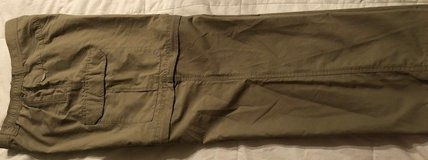 COLUMBIA SILVER RIDGE CONVERTIBLE PANTS  36-38W 32L in Fort Leonard Wood, Missouri