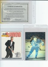 1991 Arena American Hockey Draft Pick Set in Fort Riley, Kansas